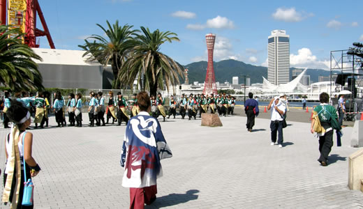 神戸よさこい2011-2