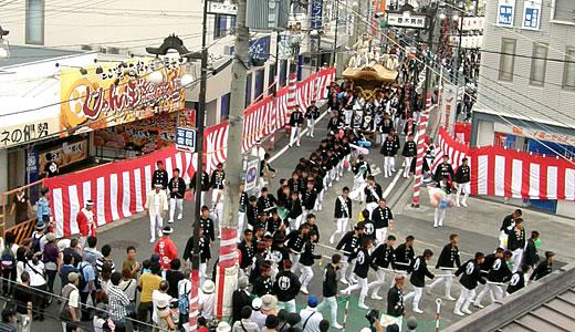 岸和田だんじり2011(3)-1