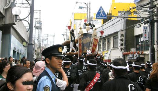 岸和田だんじり2011(4)-1