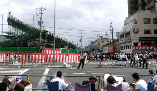 岸和田だんじり2011(4)-2