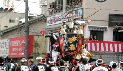 岸和田だんじり2011(4)-4