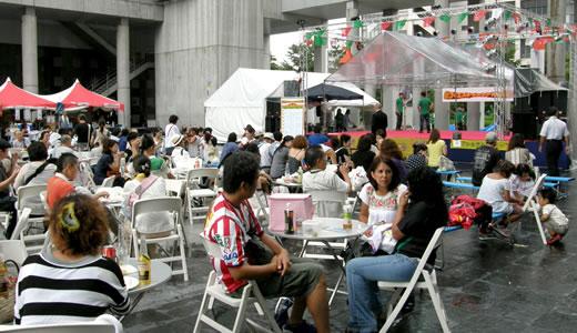 フィエスタ・メヒカナ大阪2011