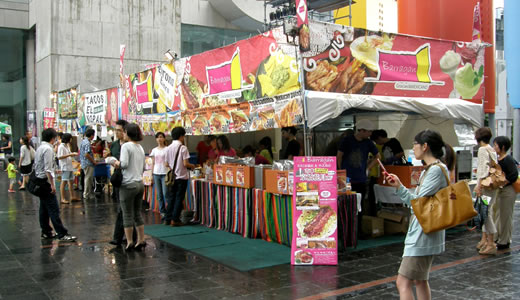 フィエスタ・メヒカナ大阪2011-1