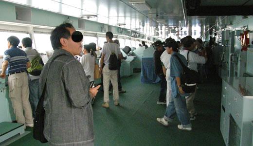 南極観測船「しらせ」が神戸にやって来た(4)-1