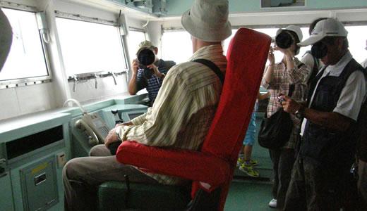 南極観測船「しらせ」が神戸にやって来た(4)-2