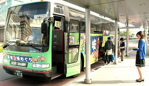 本場讃岐うどん名店と名所をバスで巡るうどんグルメ旅(2)-5