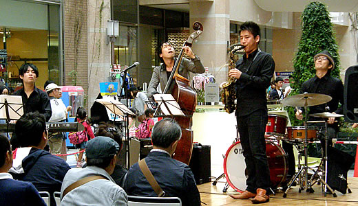 Swing Jazz Cruise in KOBE HARBORLAND2011-3