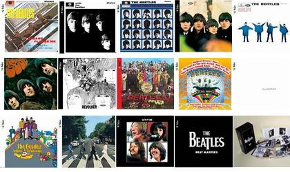ビートルズのデジタルリマスター/Beatles Remaster