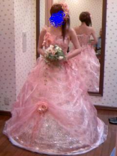 お姫様ドレス