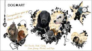 愛犬家は要チェック!世界各国のオリジナルアイテムを揃えた「ドッグアート」が公式ウェブストアーオープン