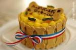 犬用クリスマスケーキ「ベジタブルとフルーツのデコレーション・クリスマス・ケーキ