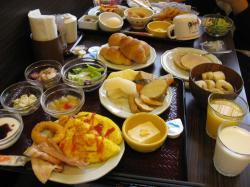 朝食 ドーミーイン秋田