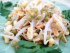 モヤシ緑豆ナムル