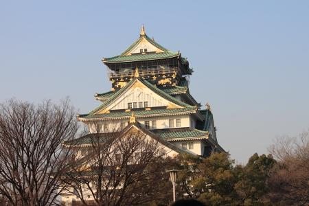 大阪城14
