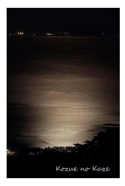 琵琶湖の月 Ⅱ