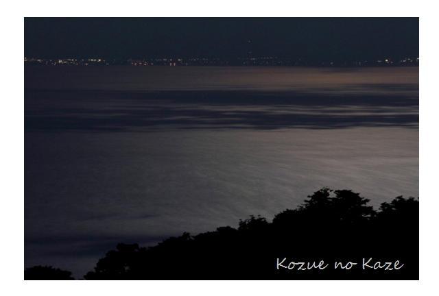 琵琶湖の月 Ⅲ