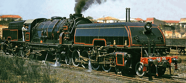 ガーラット型機関車