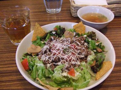 cafe PIKEY(カフェパイキー) メキシカンサラダランチ