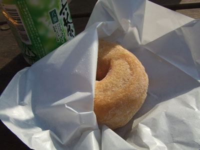 haritts(ハリッツ) 代々木公園で食べる