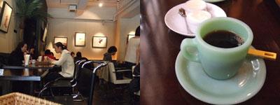 代々木上原 Fireking Cafe(ファイヤーキングカフェ) 店内 カフェ