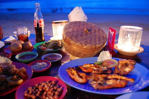 jimbaran food
