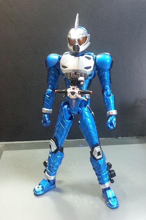 仮面ライダーアクセルトライアル5