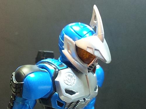 仮面ライダーアクセルトライアル8