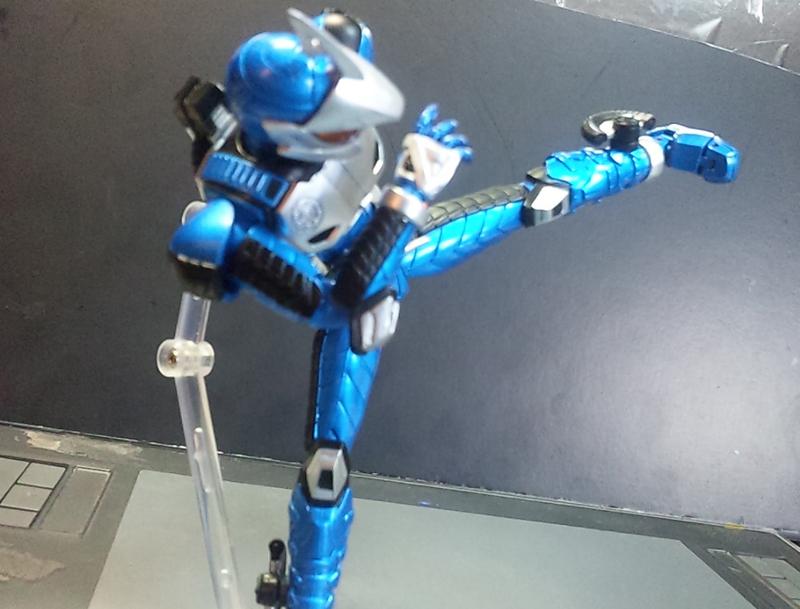 仮面ライダーアクセルトライアル17