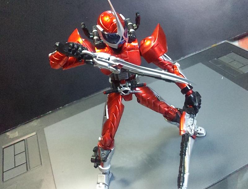 仮面ライダーアクセルトライアル26