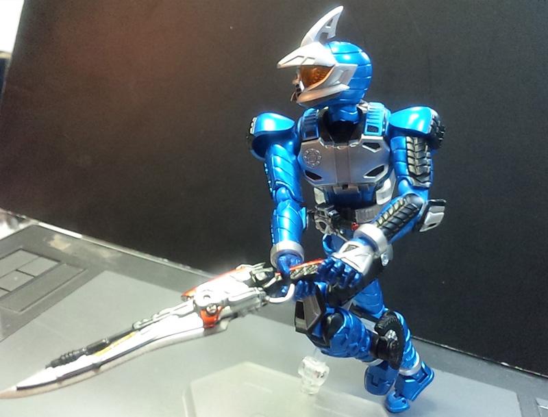 仮面ライダーアクセルトライアル22