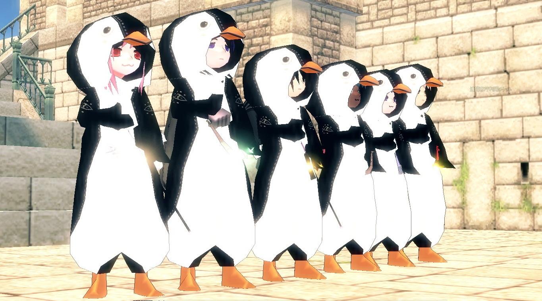 ペンギン戦隊