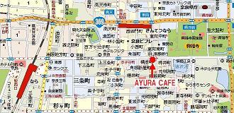 アユラカフェ map 00022 c2