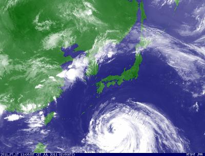 気象衛星 201107171100-00