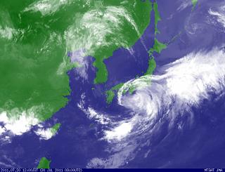 気象衛星 201107201200-00