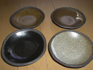 小皿を四枚