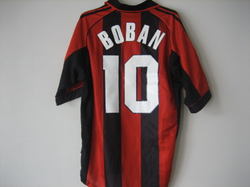 ACミラン 99-00(H)#10ボバン #1