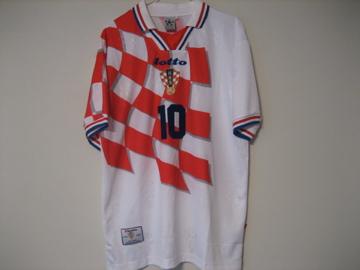 クロアチア 98 #10ボバン #2