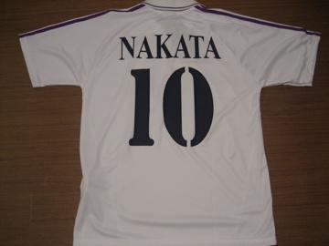 フィオレンティーナ 04-05(A)#10 nakata