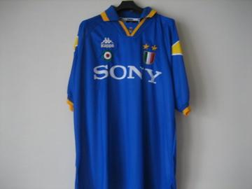 ユベントス 95-96(A)ravanelli cl #2