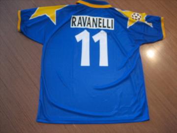 ユベントス 95-96(A)ravanelli cl #1