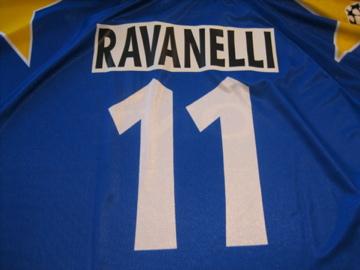 ユベントス 95-96(A)ravanelli cl #3