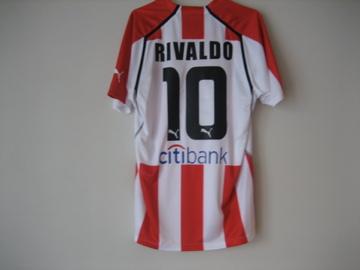 オリンピアコス 05-06(H)#10 RIVALDO