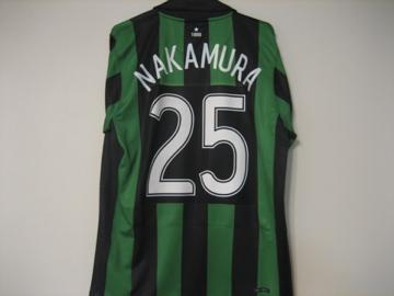セルティク 06-07 (A)#25 nakamura