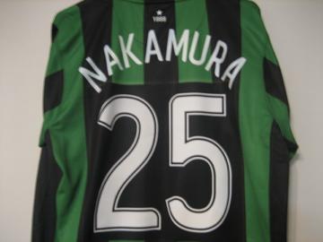 セルティク 06-07 (A)#25 nakamura #2