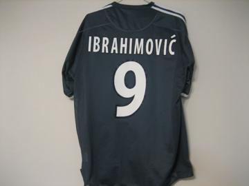 アヤックス 03-04 (A)s/s 9 ibrahimovic