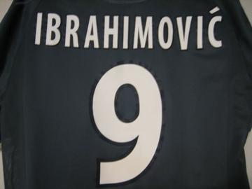 アヤックス 03-04 (A)s/s 9 ibrahimovic  #2