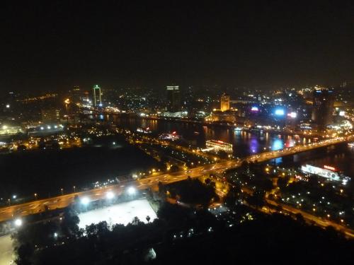 カイロの夜景