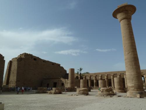 カルナック神殿3 P1040257_convert_20110520091345