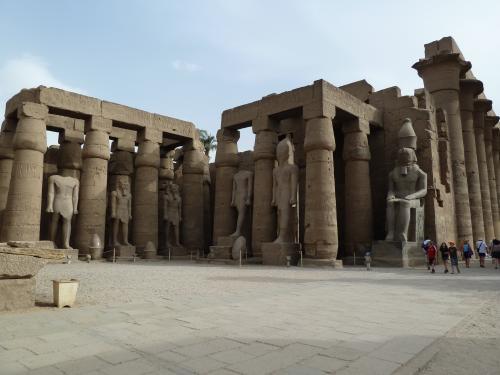 ルクソール神殿3 +P1040281_convert_20110520115941