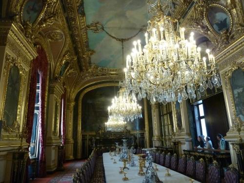 ナポレオンの居室